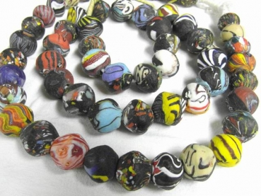 End of the day beads XL 10 Stück